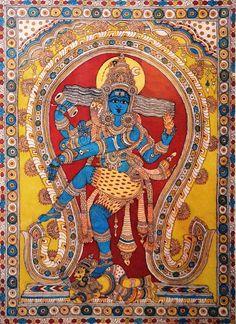 best kalamkari paintings - Google Search