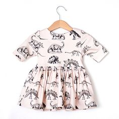 Dinosaur Baby Dress clothes Best of Etsy: Rocky Racoon Organic Baby Apparel Baby Outfits, Outfits Niños, Kids Outfits, Fashion Kids, Baby Girl Fashion, Latest Fashion, Organic Baby, Organic Cotton, Baby News