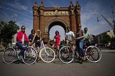 Creme Bicycles - Barcelona Crew