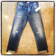 Citizens of Humanity Emerson Boyfriend Jean! Just in!