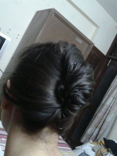French wedding.bun