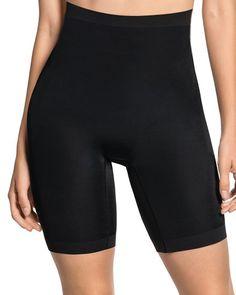68431db41f3b Butt-Lifter High Waisted Slim Short - High waist shorts for greater control  of abdomen