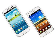 Samsung Galaxy S3 vs S2