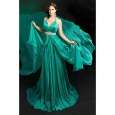 Pageant Gown in love with the color