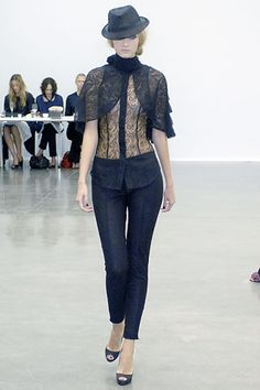 L'Wren Scott | Spring 2008 Ready-to-Wear Collection | Style.com