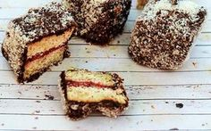 If you've never tried a lamington before, then this raw version is a fantastic place to start.