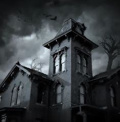 How to Tell If Your House is Haunted - http://www.preciousmonsters.com/2013/11/how-to-tell-if-your-house-is-haunted.html