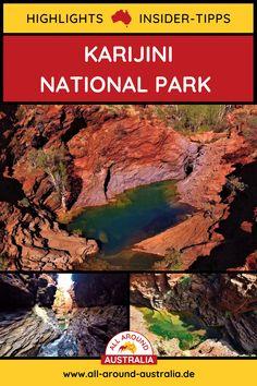 Dieser grandiose Nationalpark gehört zu den Top Sehenswürdigkeiten in ganz Australien. Er ist einer der schönsten Nationalparks des Landes und wartet auf der Route von Perth nach Broome (und umgekehrt) nahe der Westküste auf dich. Es gibt dort unheimlich viel zu erleben. Zur Unterstützung findest du im Blogartikel die Highlights des Nationalparks inkl. Insider-Tipps. #allaroundaustralia #australien #australienreise #australienroadtrip #australienwestküste #karijininationalpark #nationalpark Perth, Nationalparks, Highlights, Roadtrip, Flight Attendant, Virtual Tour, Australia, Adventure, Travel