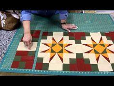 Programa Patchwork Sem Segredos, com Ana Cosentino: Aula 02 (25/11/2013)