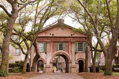 College of Charleston | 25 Of The Most Beautiful College Campuses In The World