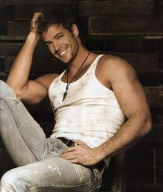 William Levy....Where the hell is all the Cuban men...that looks like this!!! Geez...yumm
