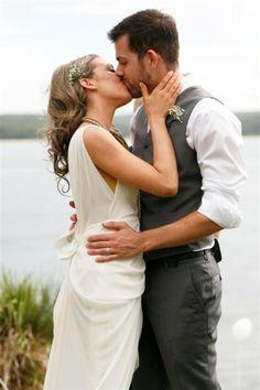 Cronulla Wedding from SugarLove Weddings  Read more - http://www.stylemepretty.com/australia-weddings/2013/09/06/cronulla-wedding-from-sugarlove-weddings/
