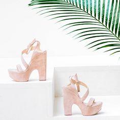 Make them blush in the SAUCY platform. #inourshoes