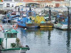 Port of Fisherman in Setúbal, Portugal