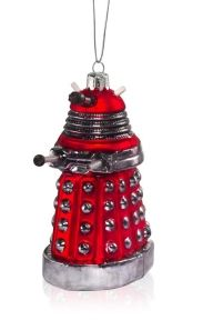 Doctor Who: Dalek Christmas Ornament $19.98