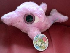 NEW Aurora YooHoo & Friends Ping the Pink River Dolphin Plush soft toy 7 Inch A