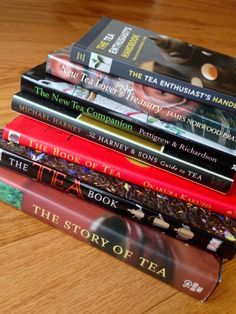 Best tea books. Before our beloved tea became a beverage, it was a leaf. With some basic knowledge of tea under your belt, you will know more than most. Here is a list of my personal selections of the best tea books for the novice or advanced tea enthusiast.