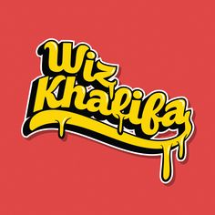 Wiz Khalifa Tee on Behance