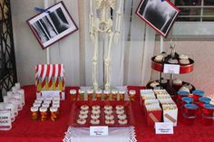 Featured Party: Med School Graduation Party -- Replace with Dental school items!