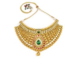 If diamonds are forever, then these jewels are worth selling your husband for! We've listed the most exquisite and aspirational pieces you should be buying this Pendant Set, Gold Pendant, Luxury Lifestyle Women, Indian Wedding Jewelry, Gold Jewelry, Jewellery, Chokers, Fashion Jewelry, Jewels