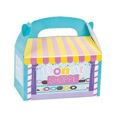 Donut Favor Boxes (12 per Pack)
