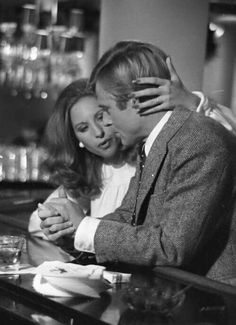 Streisand and Redford