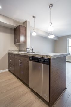 Velocity in Harbour Landing is a new condo community located in Regina's beautiful Harbour Landing New Condo, How To Plan, Kitchen, Home Decor, Cooking, Homemade Home Decor, Home Kitchens, Kitchens, Decoration Home