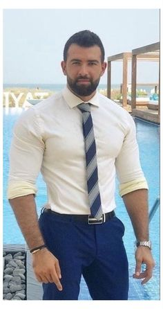 #TheModernMan #Style #Swag #Fashion #TrendSetter #BrandedMale #GymGuys #GymGear #MenInSuits #BeautifulMen #Cowboys #Hunks #MensWatches #MuscleVests #Arabmen #WorkingMen #MuscleMen #MensFitness #MensFashion #MensGrooming #GiftsForMen #MensHealth #Men #CommissionsEarn - As Amazon affiliates we earn from qualifying purchases 🛒Click VISIT for todays TOP deals & promotions 👔🏃♂️🏋️♂️🚴🔥 Suit Fashion, Mens Fashion, Costume Sexy, Moda Formal, Formal Men Outfit, Scruffy Men, Business Outfit, Suit And Tie, Well Dressed Men