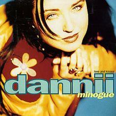 "Dannii Minogue Love And Kisses 1991 UK 7"" vinyl MCS1529"