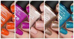 piCture pOlish Magic, Allure, Bardot, Autumn & Calm at Color4Nails | Cosmetic Sanctuary