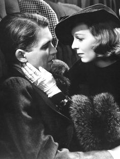 James Stewart and Margaret Sullavan.....When she divorced Wyler in 1936 &  married Leland Hayward that same year, they moved to a colonial house just a block down from Stewart.  Stewart's frequent visits to the Sullavan/Hayward home soon restoked the rumors of his romantic feelings for Sullavan.