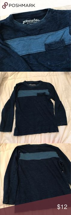 Long sleeve tee | Johnnie b. Purchased from Boden website. Great condition; no signs of wear. High quality, thick cotton. Mini Boden Shirts & Tops Tees - Long Sleeve