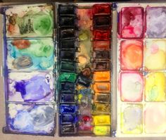 My Yarka Pan Watercolor palette                                                                                                                                                                                 More