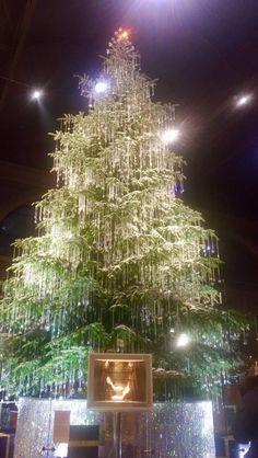 Zürich - Swarovski Weihnachtsbaum