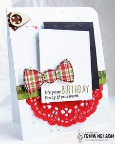 Party If You Want Card
