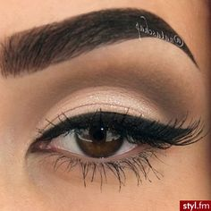 Every day Hollywood glamour! Eye makeup