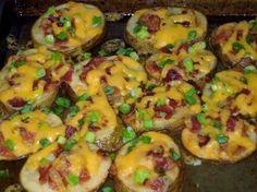 kaas – Page 5 – Kreatiewe Kos Idees Bacon Potato, Potato Skins, Bacon Bacon, Veggie Recipes, Appetizer Recipes, Cooking Recipes, Braai Recipes, Bacon Appetizers, Cooking Tips