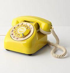 cute telephone