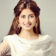 She is beautiful Ma Sha Allah! #SajalAli#pakistaniactress#myfav#amazingpersonality