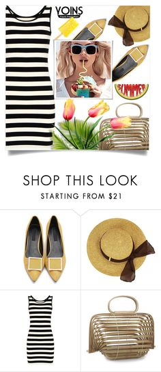 """""""Yoins"""" by nejra-l ❤ liked on Polyvore featuring Kerr®, yoins, yoinscollection and loveyoins"""