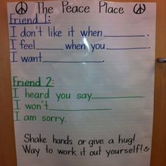 The Peace Place by @Kelly Butler, inspired by Debbie Miller