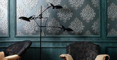 Black Edition - Astratto Wall coverings