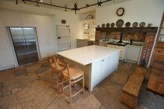 Shaker Style Farm House Kitchen   Www.tree Fish.net   Daniel Burrough