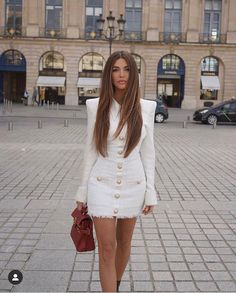 Style Outfits, Mode Outfits, Classy Outfits, Trendy Outfits, Girl Outfits, Paris Outfits, Classy Clothes, Dress Up Outfits, Dress Clothes
