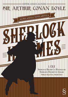 Book Cover Design: SHERLOCK HOLMES | Utku Lomlu