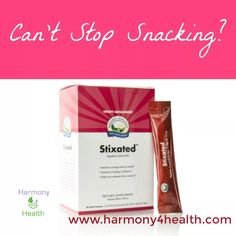 Can't stop snacking? Stixated helps :) https://www.naturessunshine.com/us/product/stixated-30-packets/6540/?sponsor #harmony4health #snacking