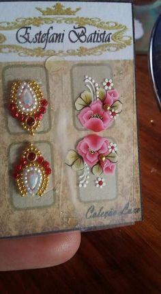 Nail Jewels, Nail Arts, Nails Inspiration, Pedicure, Nail Designs, Bling, Tattoos, Christmas, Cards
