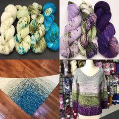 Die 54 Besten Bilder Von Wolle Färben Knitting Yarn Threading Und