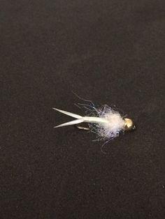 Pearl bug  fly tying  fly fishing flies by fliesandties on Etsy
