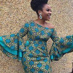 100 Latest Ankara Styles In Vogue For Smart Ladies/Women African Fashion Designers, African Fashion Ankara, Latest African Fashion Dresses, African Print Dresses, African Dresses For Women, African Print Fashion, Africa Fashion, African Attire, African Wear
